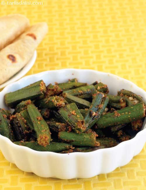 Bengali Style Okra