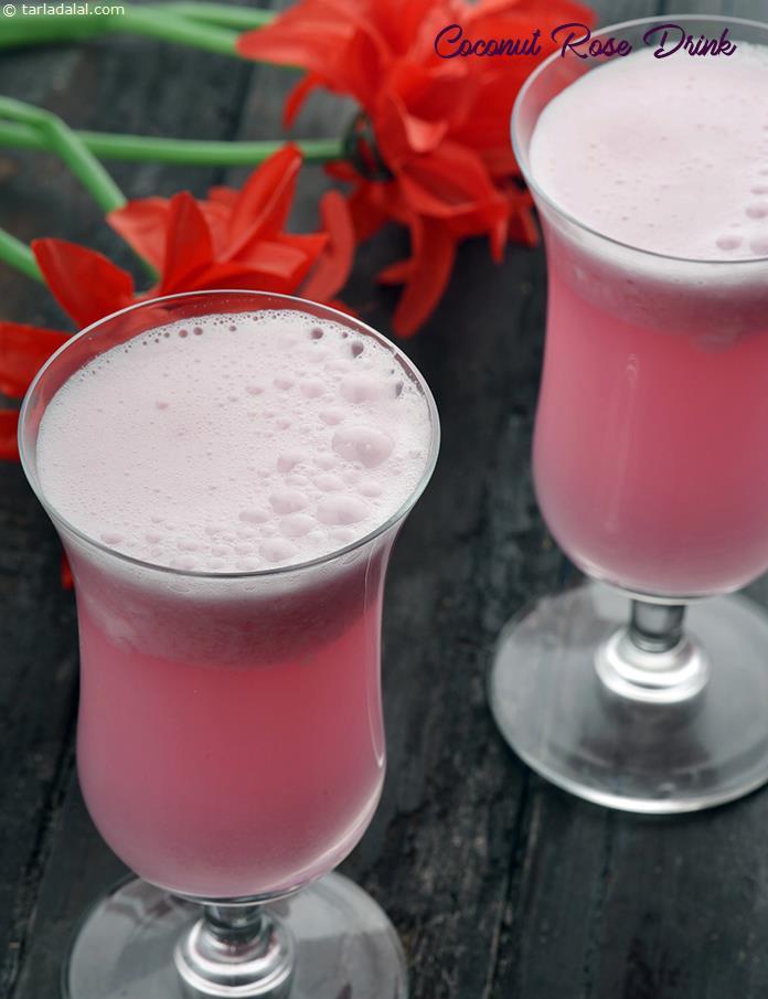 Coconut Kewra Drink