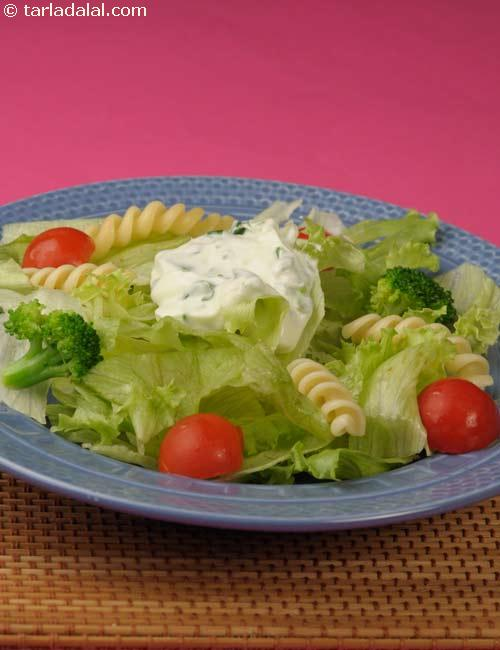 Herbal Macaroni Salad