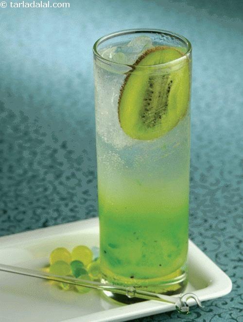 Kiwi Kooler ( Party Drinks )