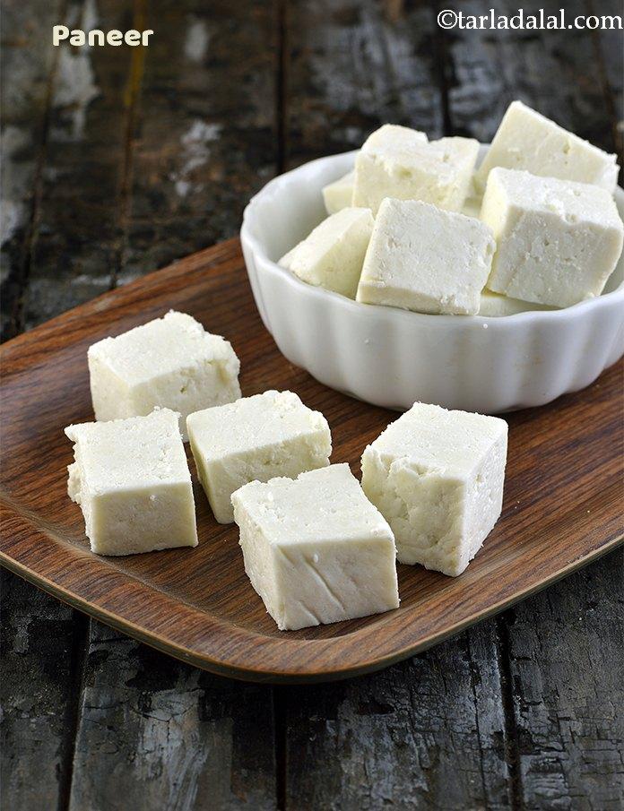 Paneer Recipe ( How To Make Paneer)