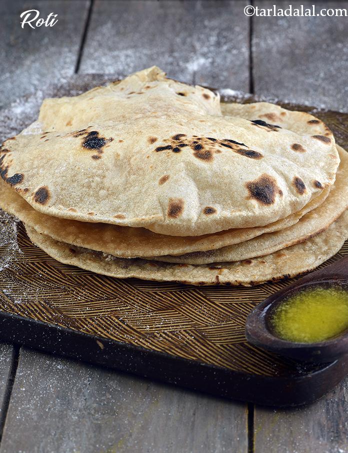 Roti ( How To Make Soft Roti Or Phulka Or Chapati)