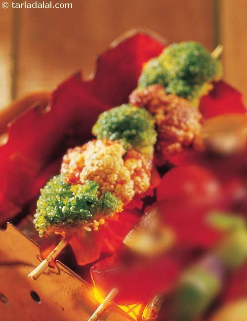 Tandoori Gobi Aur Broccoli