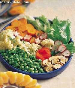 Vegetable Salad Platter